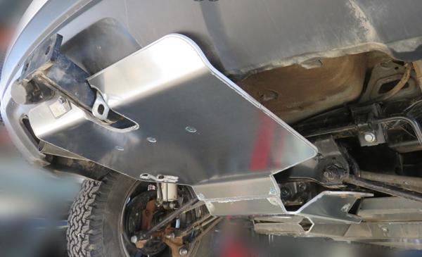 Ski de protection arrière Dacia Duster