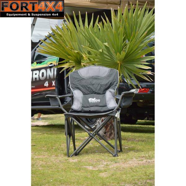 Chaise pliante et table pour le bivouac fort 4x4 for Chaise 150 kg