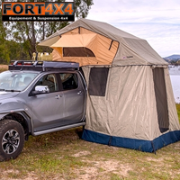tente de toit 4x4 arb fort 4x4 accessoires quipements suspensions 4x4. Black Bedroom Furniture Sets. Home Design Ideas