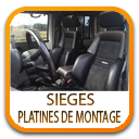 SIEGES BAQUET ET SIEGES SEMI-BAQUET 4X4