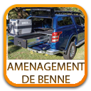 AMENAGEMENT DE BENNE POUR PICK UP