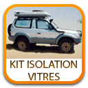 KIT ISOLATION VITRES JAMES BAROUD